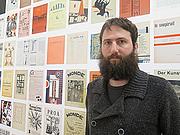 Forfatter foto. Julián Fuks