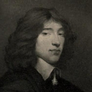 Forfatter foto. Sir William Petty. From frontispiece to The life of Sir William Petty, 1623-1687 - chiefly derived from private documents hitherto unpublished (1895) by Lord Edmund Fitzmaurice.