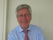 Kirjailijan kuva. Francis Balle en 2005