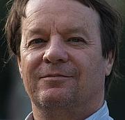 Autoren-Bild. Photo of Ian Irvine, 2010, by Elinor Irvine