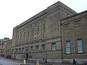 Forfatter foto. Photo by user Maccoinnich / Wikimedia Commons.