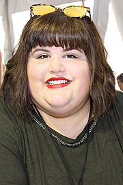 """Forfatter foto. Murphy at the 2017 Texas Book Festival. By Larry D. Moore, CC BY-SA 4.0, <a href=""""//commons.wikimedia.org/w/index.php?curid=63942671"""" rel=""""nofollow"""" target=""""_top"""">https://commons.wikimedia.org/w/index.php?curid=63942671</a>"""