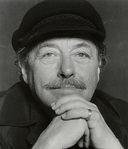 Fotografia dell'autore. Tennessee Williams. UH Photographs Collection.