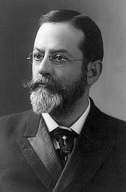 Kirjailijan kuva. 1905 photograph (LoC Prints and Photographs Division, LC-USZ62-96266)