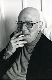 Kirjailijan kuva. Guido Bachmann