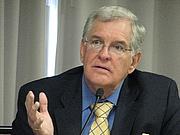 "Fotografia de autor. Biblical Scholar James H. Charlesworth By IslandsEnd - Own work, CC BY 3.0, <a href=""//commons.wikimedia.org/w/index.php?curid=27688741"" rel=""nofollow"" target=""_top"">https://commons.wikimedia.org/w/index.php?curid=27688741</a>"