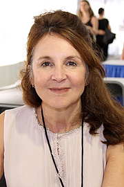"""Foto do autor. Author Jill Bialosky at the 2017 Texas Book Festival. By Larry D. Moore, CC BY-SA 4.0, <a href=""""https://commons.wikimedia.org/w/index.php?curid=63995430"""" rel=""""nofollow"""" target=""""_top"""">https://commons.wikimedia.org/w/index.php?curid=63995430</a>"""
