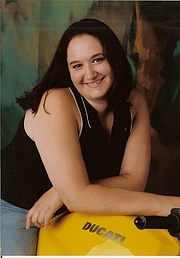 Forfatter foto. Author picture from Goodreads profile