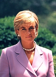 Author photo. Diana, Princess of Wales