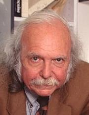 Author photo. Alain Rey en 1993