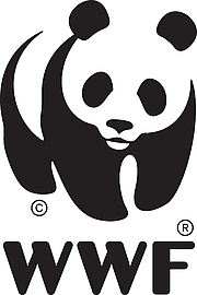 Author photo. WWF Logo since 2000