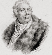"""Foto do autor. By François Séraphin Delpech, Public Domain, <a href=""""https://commons.wikimedia.org/w/index.php?curid=373466"""" rel=""""nofollow"""" target=""""_top"""">https://commons.wikimedia.org/w/index.php?curid=373466</a>"""