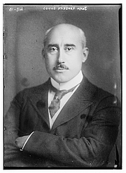 Author photo. George Grantham Bain Collection, Library of Congress, Prints and Photographs Division, Reproduction Number LC-DIG-ggbain-04746