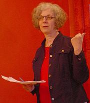 Författarporträtt. Photo by Joe Mabel (Wikimedia Commons)