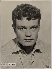 Author photo. René Crevel by Man Ray 1930's,