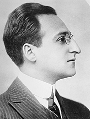 Author photo. English: American writer, poet, literary critic, and editor Louis Untermeyer (1885-1977)