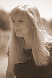 Foto de l'autor. Jenna Blum