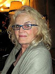 Foto do autor. Noël Riley Fitch