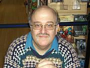 """Författarporträtt. Photo by <a href=""""http://en.wikipedia.org/wiki/User:Nightscream"""">Nightscream</a>."""