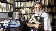 Författarporträtt. Raimundo Carrero (O Nordeste - divulgação)
