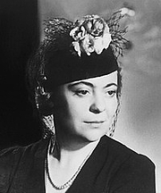 Autoren-Bild. Zinaida A. Shakhovskaya (1906–2001)