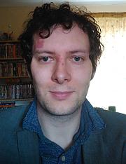 Author photo. Christopher Smith [credit: University of Kent]