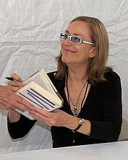 Författarporträtt. Credit: Larry D. Moore, Texas Book Festival, Austin,  Texas, Nov. 1, 2008