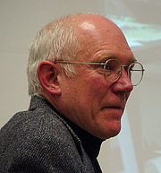 Författarporträtt. Robert Bringhurst. Photo by Jason Vanderhill (JMV on flickr).
