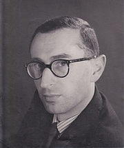 Forfatter foto. Antony Grey in the 1960s