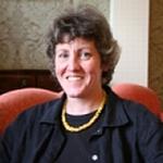 Forfatter foto. Lady Margaret Hall Oxford
