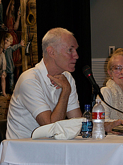 Författarporträtt. Arkansas Literary Festival 2007, photo by David W. Quinn