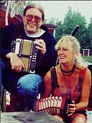 Foto de l'autor. Calennig ym 1997.