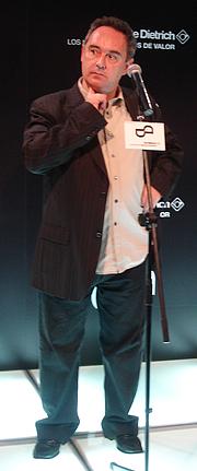 Författarporträtt. Photo by user Sono pazzi / Wikimedia Commons.