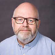 Fotografia de autor. Headshot of Geoffrey Durham