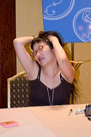 Forfatter foto. Rita Crayon Huang