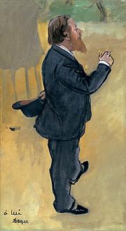 Forfatter foto. Edgar Degas (1834 – 1917)