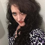 Kirjailijan kuva. Author Angela J. Townsend