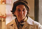Foto de l'autor. Marta Dietschy en 1979