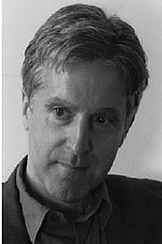Forfatter foto. Jonathan Crary [credit: Los Angeles Review of Books]