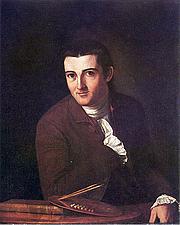 Autoren-Bild. Self Portrait John Trumbull 1777