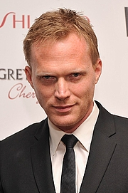 Forfatter foto. Paul Bettany