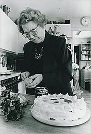 Kirjailijan kuva. Charlotte Turgeon