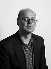 Kirjailijan kuva. Anthony Capella
