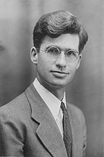 Kirjailijan kuva. via Oberlin College Library Special Collections