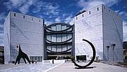 Författarporträtt. Musée d'art moderne et d'art contemporain, Nice
