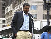 Author photo. Credit: David Shankbone, 2006, Brooklyn, NY