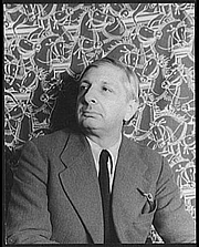 Foto de l'autor. Photograph by Carl Van Vechten, 1936 Nov. 5.