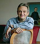 Foto do autor. François Lelord