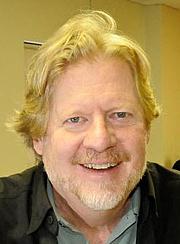 Författarporträtt. Donald Petrie. Photo courtesy Canadian Film Centre.