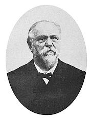 "Kirjailijan kuva. From <a href=""http://en.wikipedia.org/wiki/Image:Georges_Sorel.jpg"">Wikipedia</a>"